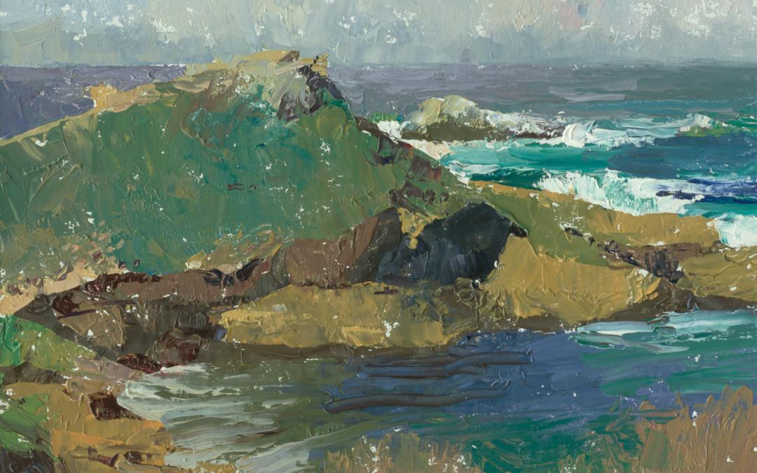 Sea Lion Point, Point Lobos, California Coast