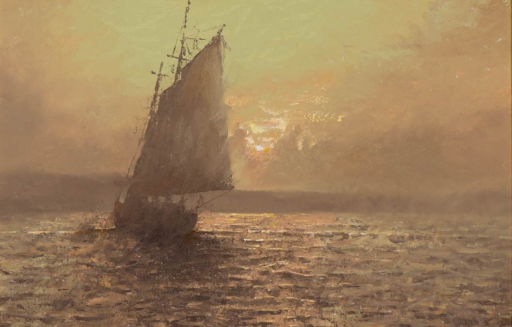 2013 – Sunset Sail