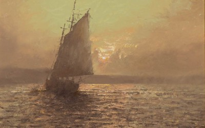 2013 – Sunset Sail