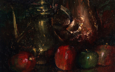2014 – Apples, Brass & Copper