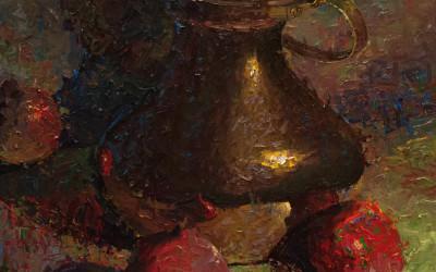 2015, Brass & Pomegranates