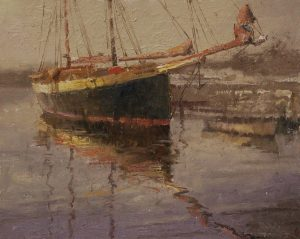 cw mundy, american society of marine artists, ASMA