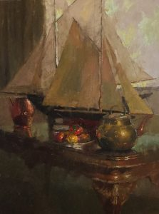 Hoosier Salon, CW Mundy, c.w. mundy