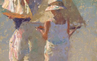 2008 – Late Light, oil on linen, 21×14