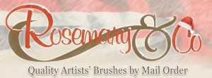 Rosemary Brushes, CW Mundy