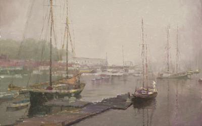 2014, Camden Harbor