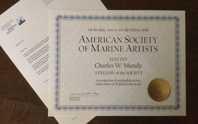 American Society of Marine Artists Fellowship