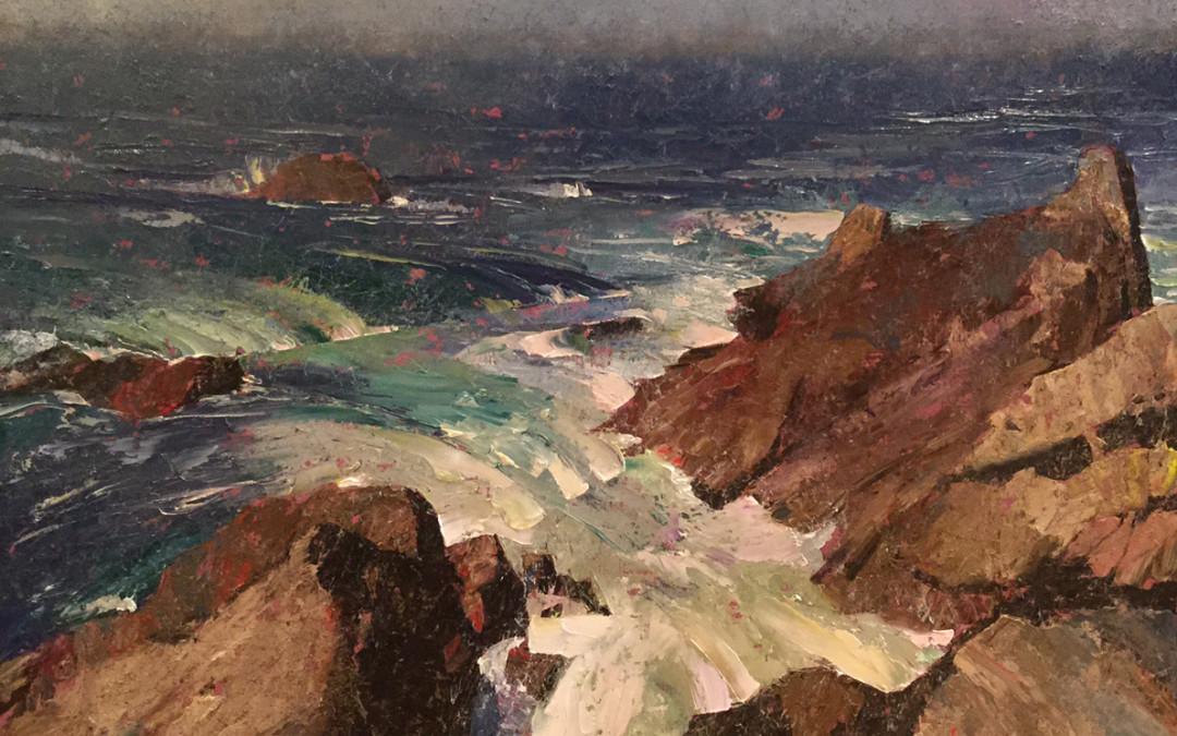 2015, California Coast at Point Lobos