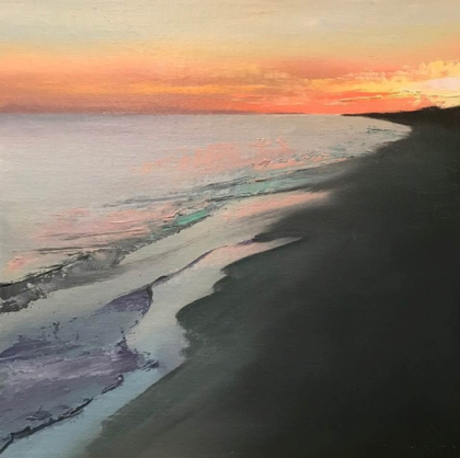 """High Seas & Low Shores"" at the Salmagundi Art Club"